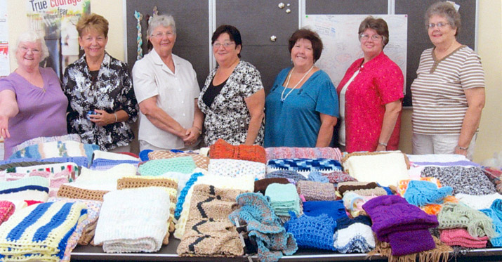 Knit and Crochet Ministry